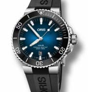 733 7730 4185-Set RS Ručni sat ORIS Aquis Clipperton Limited Edition